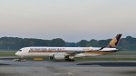 flytaka78さんが、シンガポール・チャンギ国際空港で撮影したシンガポール航空 A350-941XWBの航空フォト(写真)
