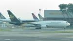 誘喜さんが、シンガポール・チャンギ国際空港で撮影したUPS航空 767-34AF/ERの航空フォト(写真)