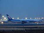 エアキヨさんが、成田国際空港で撮影した全日空 767-381/ERの航空フォト(写真)