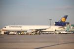 KAZ_YYZさんが、トロント・ピアソン国際空港で撮影したルフトハンザ・カーゴ MD-11Fの航空フォト(写真)