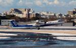Koenig117さんが、伊丹空港で撮影したANAウイングス DHC-8-402Q Dash 8の航空フォト(写真)