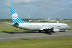 panchiさんが、アムステルダム・スキポール国際空港で撮影したKLMオランダ航空 737-8K2の航空フォト(写真)