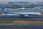 KAW-YGさんが、羽田空港で撮影した全日空 777-381/ERの航空フォト(写真)