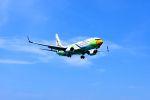 まいけるさんが、プーケット国際空港で撮影したノックエア 737-88Lの航空フォト(写真)