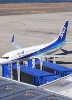 そのまんま南さんが、中部国際空港で撮影した全日空 737-781の航空フォト(写真)