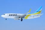 セブンさんが、新千歳空港で撮影したAIR DO 737-781の航空フォト(写真)