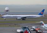 Willieさんが、バンクーバー国際空港で撮影した中国南方航空 777-31B/ERの航空フォト(写真)