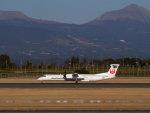 Mame @ TYOさんが、鹿児島空港で撮影した日本エアコミューター DHC-8-402Q Dash 8の航空フォト(写真)