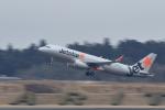 おっしーさんが、成田国際空港で撮影したジェットスター・ジャパン A320-232の航空フォト(写真)