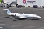 いもや太郎さんが、ホノルル国際空港で撮影したgo!モクレレ CL-600-2B19 Regional Jet CRJ-200LRの航空フォト(写真)
