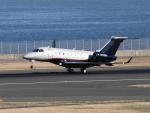 Na-kiさんが、羽田空港で撮影したウェルズ・ファーゴ・バンク・ノースウェスト EMB-550 Legacy 500の航空フォト(写真)