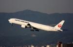 MOHICANさんが、福岡空港で撮影した日本航空 777-346の航空フォト(写真)