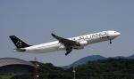 MOHICANさんが、福岡空港で撮影したタイ国際航空 A330-322の航空フォト(写真)