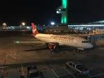 FlyHideさんが、ジョン・F・ケネディ国際空港で撮影したヴァージン・アメリカ A320-214の航空フォト(写真)
