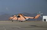 TAOTAOさんが、大理空港で撮影した青島直昇機航空有限公司 Mi-26TCの航空フォト(写真)