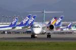 senyoさんが、名古屋飛行場で撮影した日本エアシステム MD-90-30の航空フォト(写真)