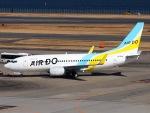51ANさんが、羽田空港で撮影したAIR DO 737-781の航空フォト(写真)