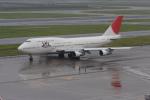 Maestroさんが、羽田空港で撮影した日本航空 747-346の航空フォト(写真)