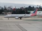 さとうさんが、ロサンゼルス国際空港で撮影したコンパス航空 ERJ-170-200 LR (ERJ-175LR)の航空フォト(写真)