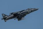 AREA884さんが、厚木飛行場で撮影したアメリカ海兵隊 AV-8B Harrier IIの航空フォト(写真)
