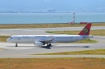 amagoさんが、関西国際空港で撮影したトランスアジア航空 A321-131の航空フォト(写真)