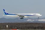 sumihan_2010さんが、新千歳空港で撮影した全日空 777-381の航空フォト(写真)