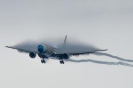 AREA884さんが、羽田空港で撮影した全日空 777-381の航空フォト(写真)