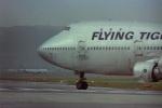 うすさんが、伊丹空港で撮影したフライング・タイガー・ライン 747-121(A/SF)の航空フォト(写真)
