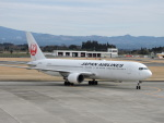F.KAITOさんが、鹿児島空港で撮影した日本航空 767-346の航空フォト(写真)
