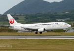 NINEJETSさんが、新石垣空港で撮影した日本トランスオーシャン航空 737-446の航空フォト(写真)
