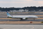 Timothyさんが、成田国際空港で撮影したエアプサン A321-131の航空フォト(写真)