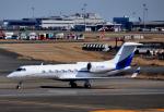 チャーリーマイクさんが、羽田空港で撮影したウィルミントン・トラスト・カンパニー G-IV-X Gulfstream G450の航空フォト(写真)