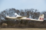 zibaさんが、木曽川滑空場で撮影した日本法人所有 Discus CSの航空フォト(写真)