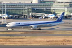 yuu-kiさんが、羽田空港で撮影した全日空 777-381/ERの航空フォト(写真)