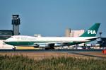 トロピカルさんが、成田国際空港で撮影したパキスタン国際航空 747-240BMの航空フォト(写真)