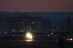 ほーねっともきさんが、厚木飛行場で撮影したアメリカ海兵隊 F/A-18D Hornetの航空フォト(写真)