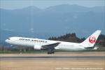 tabi0329さんが、鹿児島空港で撮影した日本航空 767-346の航空フォト(写真)
