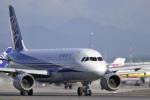 senyoさんが、名古屋飛行場で撮影した全日空 A320-211の航空フォト(写真)