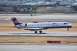 matatabiさんが、伊丹空港で撮影したアイベックスエアラインズ CL-600-2C10 Regional Jet CRJ-702の航空フォト(写真)