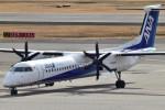 matatabiさんが、伊丹空港で撮影したANAウイングス DHC-8-402Q Dash 8の航空フォト(写真)