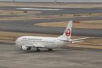 とらとらさんが、羽田空港で撮影した日本トランスオーシャン航空 737-446の航空フォト(写真)