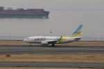 とらとらさんが、羽田空港で撮影したAIR DO 737-781の航空フォト(写真)