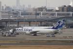 とらとらさんが、羽田空港で撮影した全日空 767-381/ER(BCF)の航空フォト(写真)