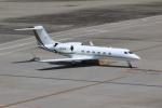 MA~RUさんが、羽田空港で撮影したユタ銀行 G-IV-X Gulfstream G450の航空フォト(写真)