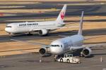 グリスさんが、羽田空港で撮影した日本航空 767-346/ERの航空フォト(写真)