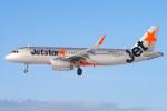 Orcaさんが、新千歳空港で撮影したジェットスター・ジャパン A320-232の航空フォト(写真)
