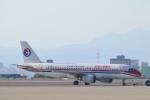 E-75さんが、函館空港で撮影した中国東方航空 A320-214の航空フォト(写真)