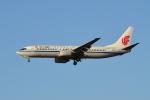 E-75さんが、函館空港で撮影した中国国際航空 737-86Nの航空フォト(写真)
