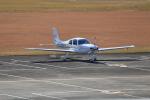 ぽんさんが、高知空港で撮影した法人所有 SR22 GTSの航空フォト(写真)