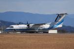 ぽんさんが、高知空港で撮影した海上保安庁 DHC-8-315 Dash 8の航空フォト(写真)